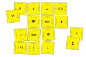 4x4 Puzzle Pieces