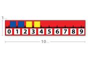 Floor Number Line