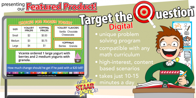 Target the Question Feature Product Banner